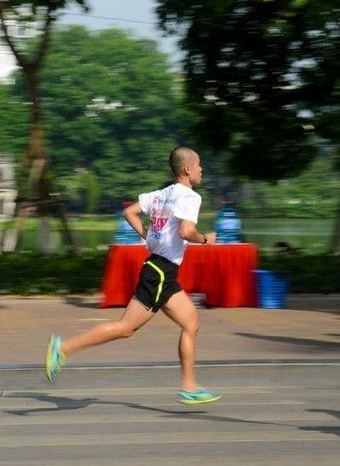 chạy marathon Hà Nội