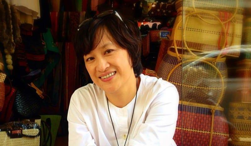 PGS.TS.KTS Phạm Thúy Loan - Viện phó Viện kiến trúc Quốc gia